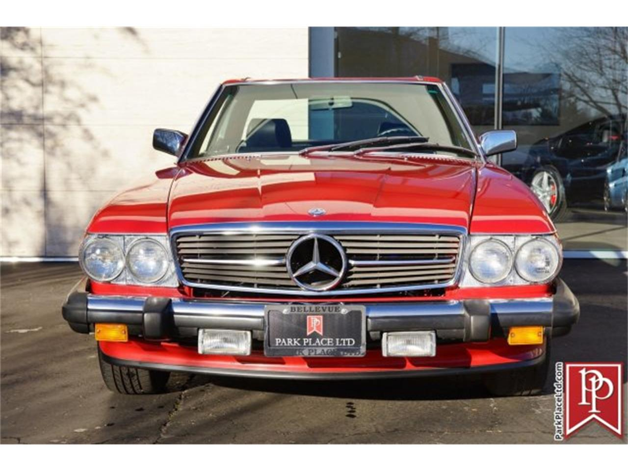 Large Picture of 1986 Mercedes-Benz 560SL - $13,950.00 Offered by Park Place Ltd - FOLE