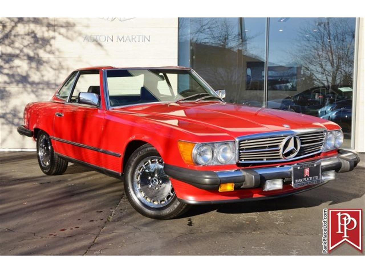 Large Picture of '86 Mercedes-Benz 560SL - $13,950.00 Offered by Park Place Ltd - FOLE