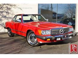 Picture of '86 560SL located in Washington - $13,950.00 - FOLE