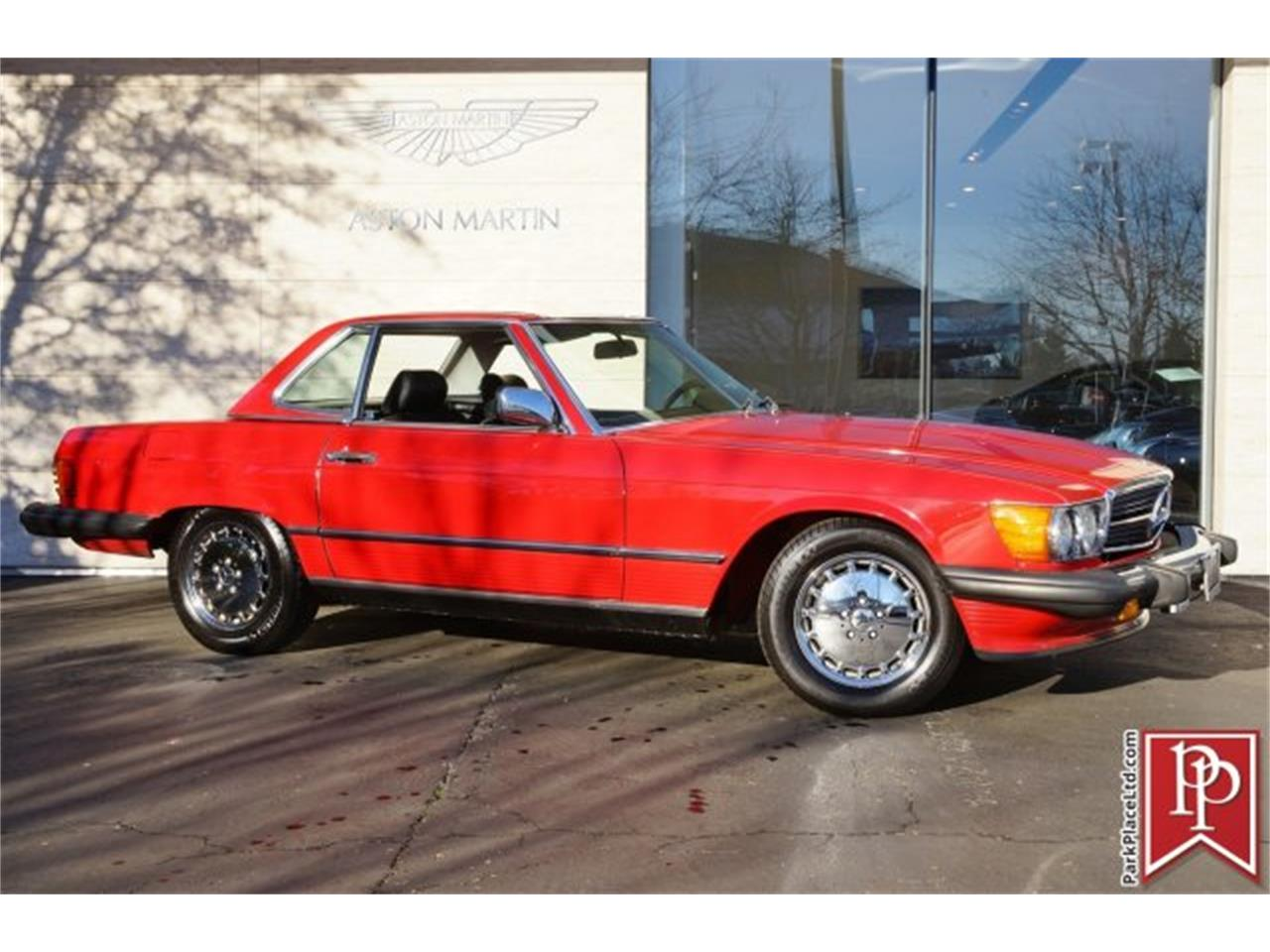 Large Picture of 1986 Mercedes-Benz 560SL located in Washington - $13,950.00 Offered by Park Place Ltd - FOLE