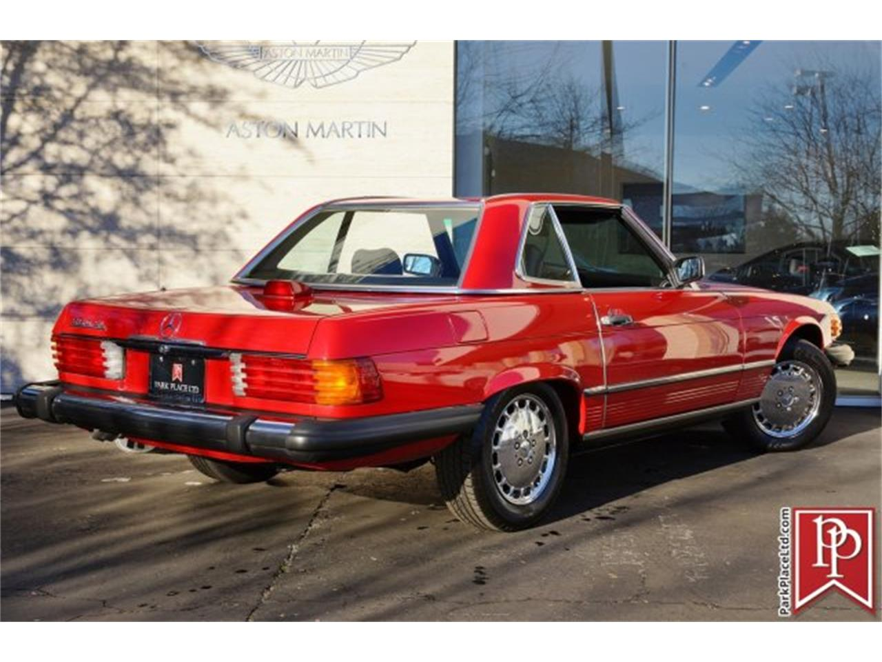 Large Picture of '86 Mercedes-Benz 560SL located in Washington - $13,950.00 - FOLE
