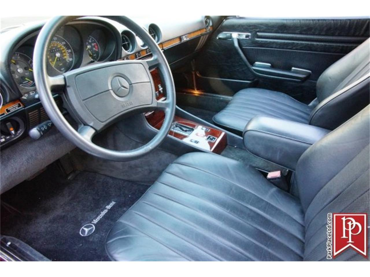 Large Picture of 1986 560SL located in Bellevue Washington - $13,950.00 Offered by Park Place Ltd - FOLE