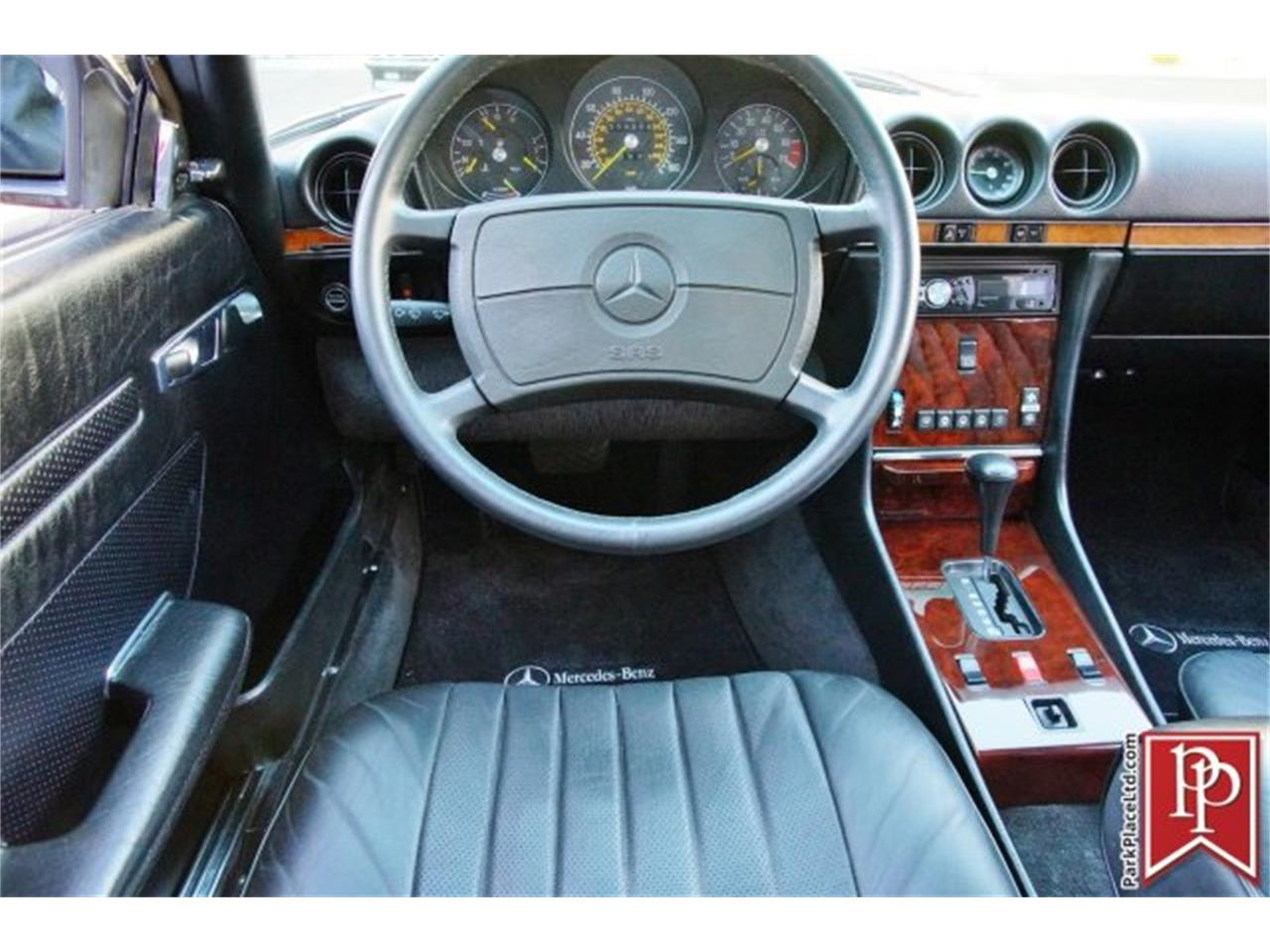 Large Picture of 1986 560SL - $13,950.00 Offered by Park Place Ltd - FOLE