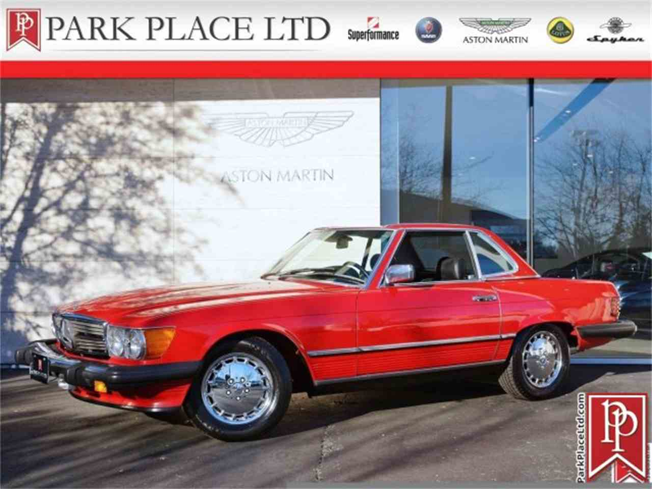 Large Picture of '86 560SL - FOLE
