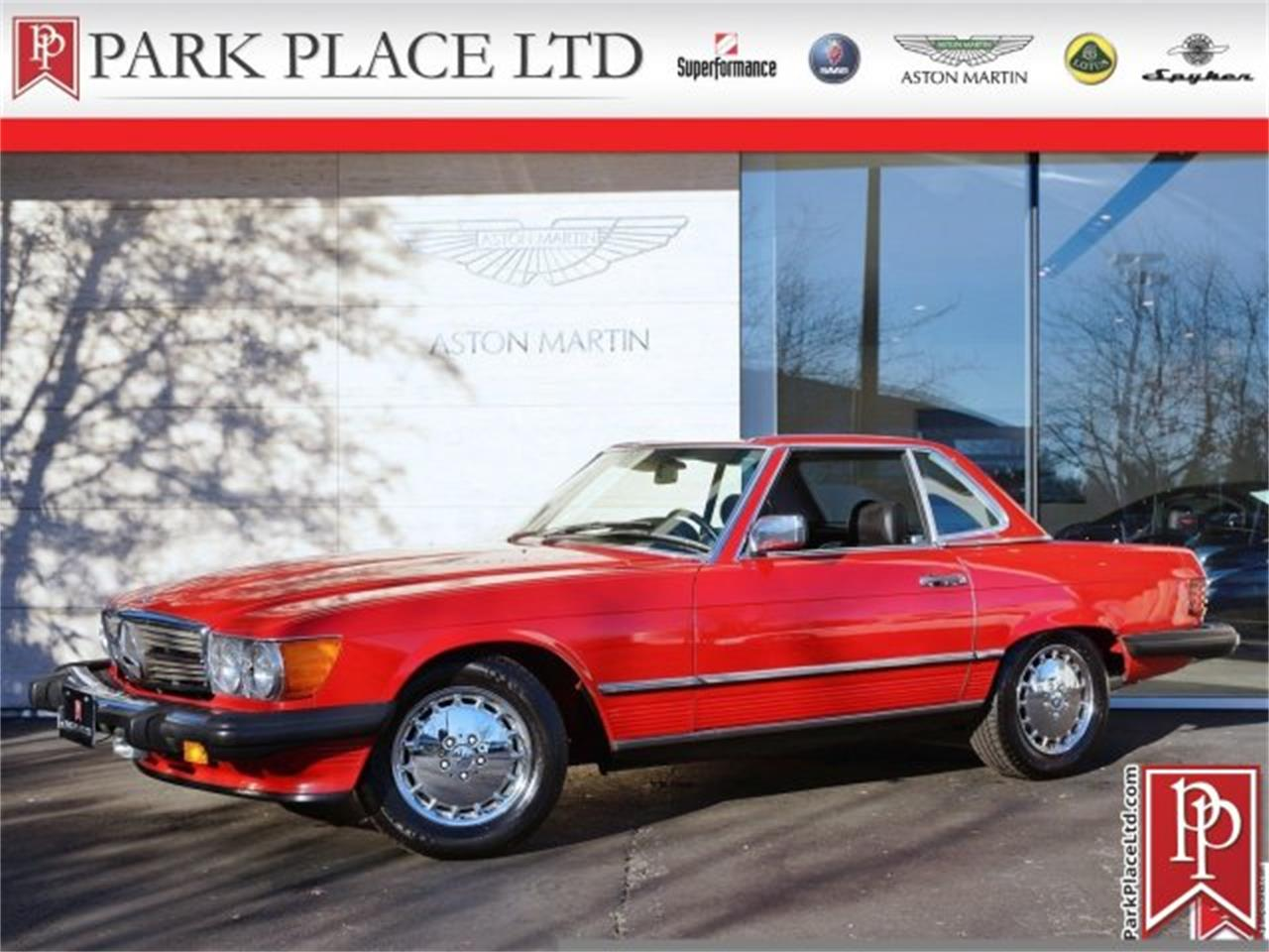 Large Picture of 1986 Mercedes-Benz 560SL located in Washington Offered by Park Place Ltd - FOLE