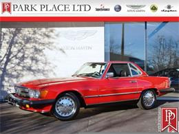Picture of '86 560SL located in Washington Offered by Park Place Ltd - FOLE