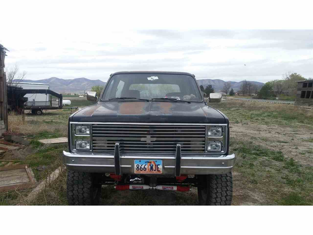 Large Picture of '85 Blazer - FOM9