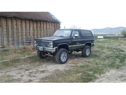 Picture of '85 Blazer - FOM9