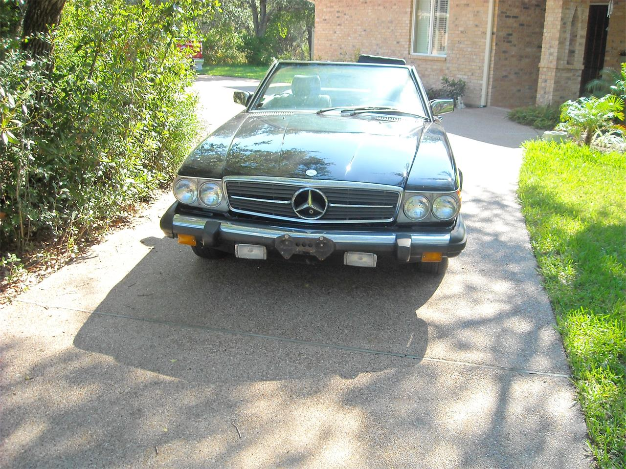 Large Picture of '82 380SL located in Rockport Texas Offered by a Private Seller - FONQ