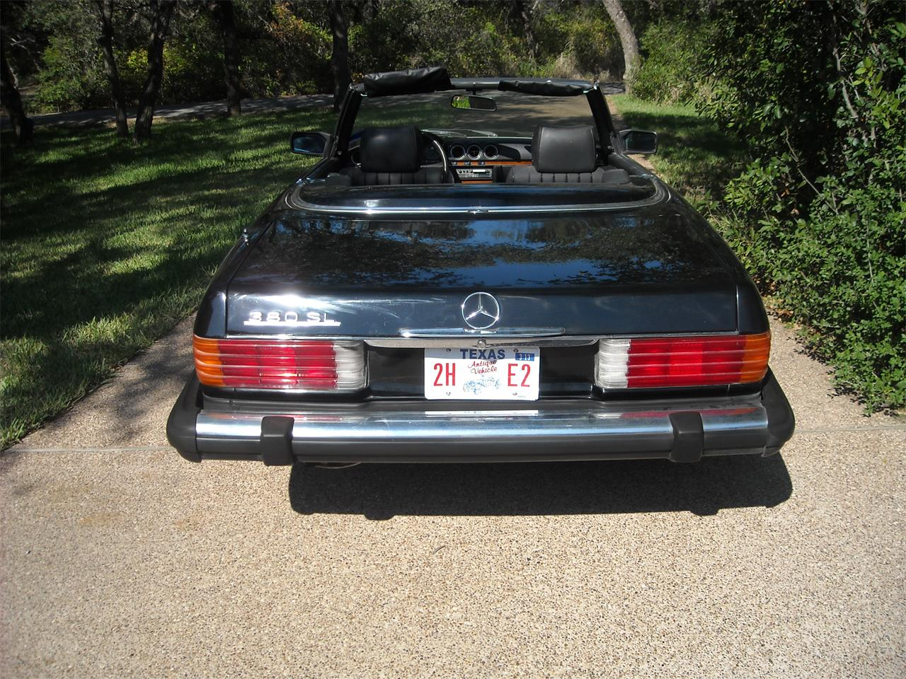 Large Picture of 1982 380SL - FONQ