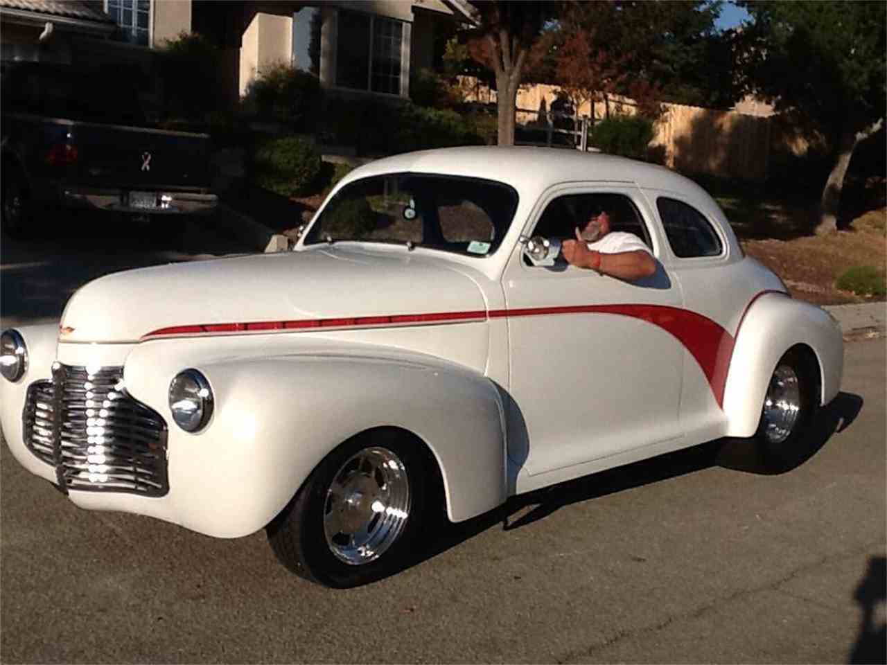 Large Picture of '41 Coupe - FOOX