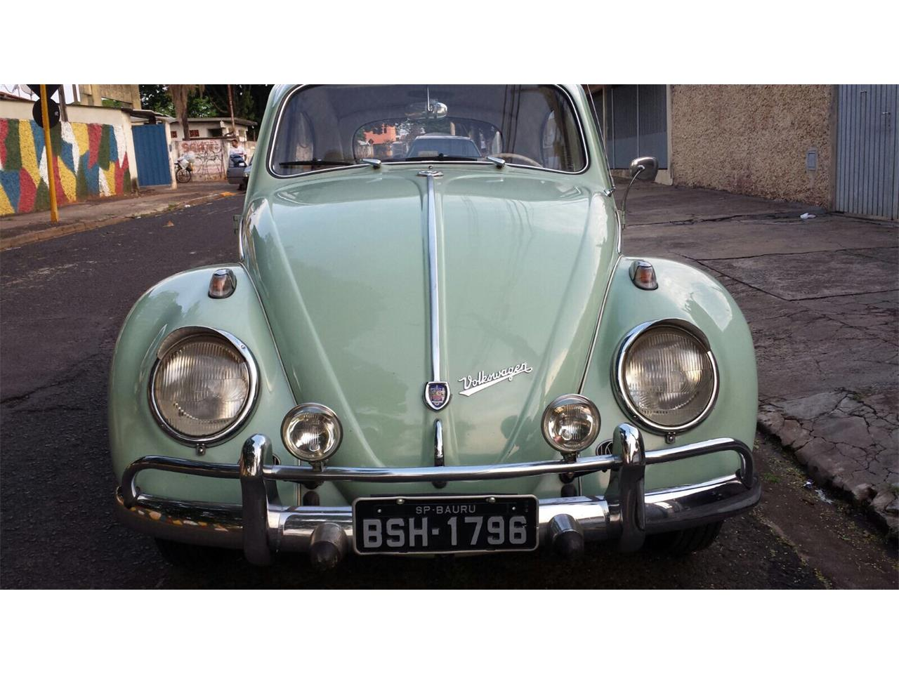 Large Picture of '61 Beetle - FP76