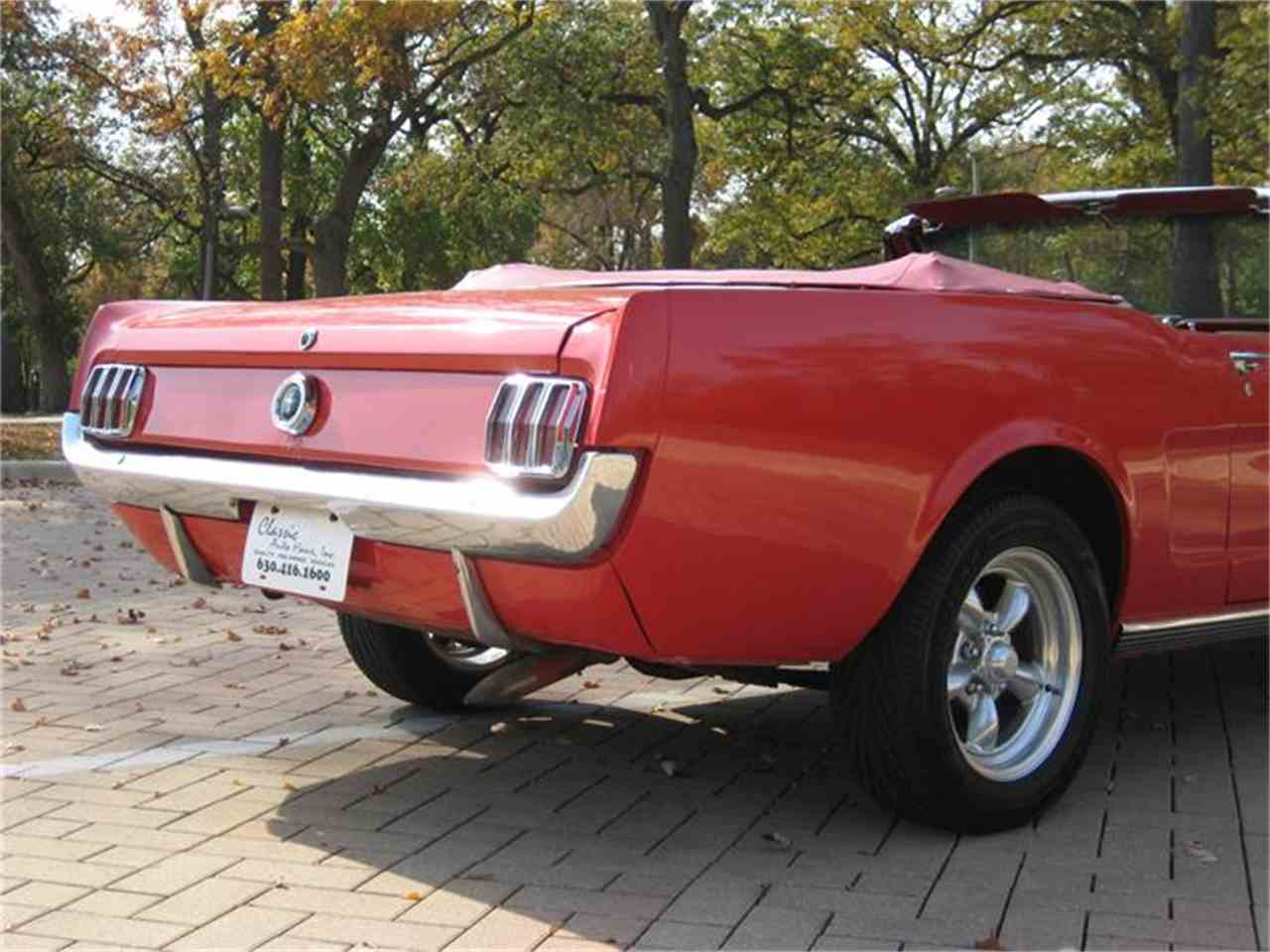 Large Picture of '65 Mustang - FPI2