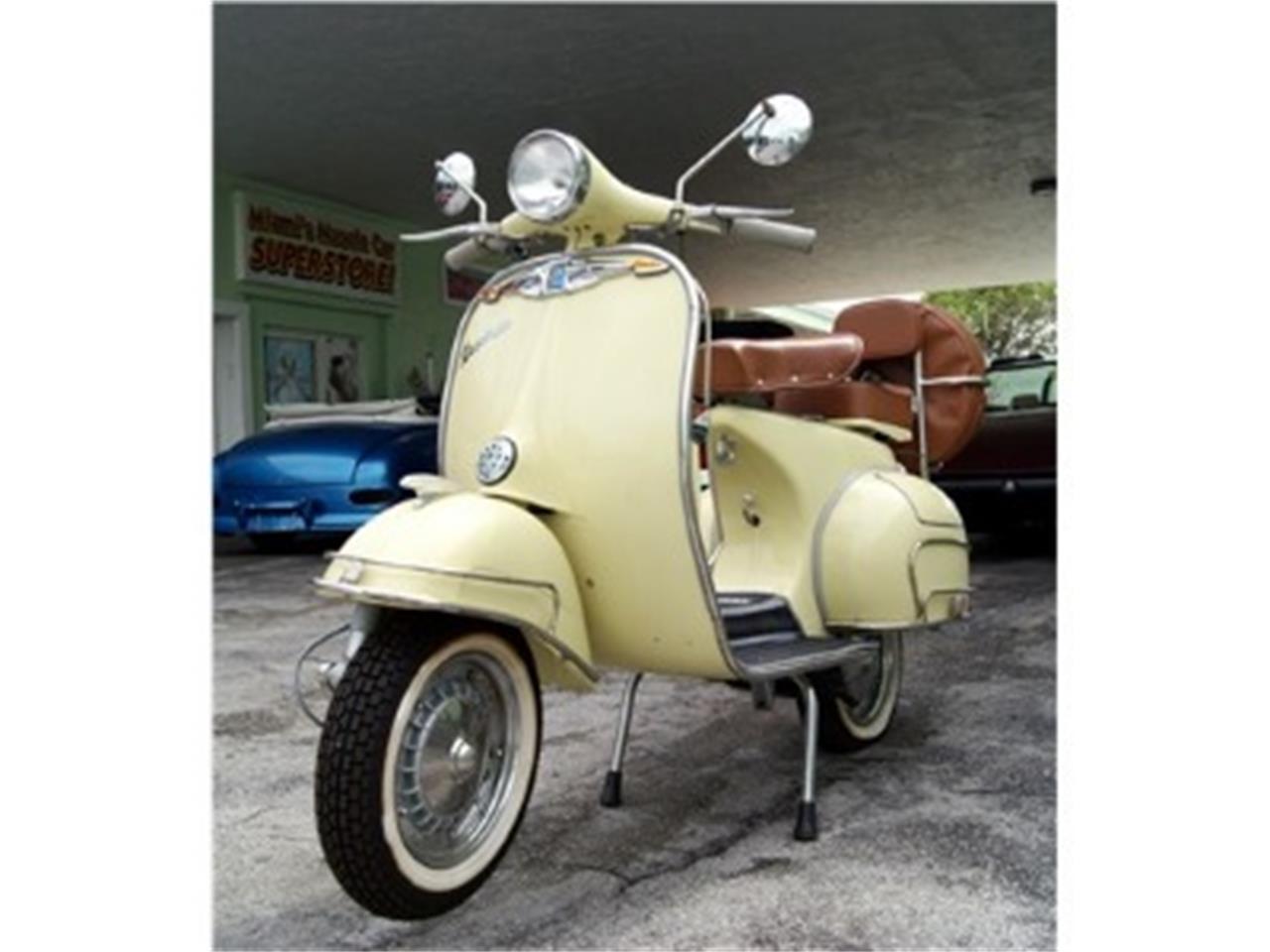 1965 Vespa Scooter For Sale Classiccars Com Cc 732902