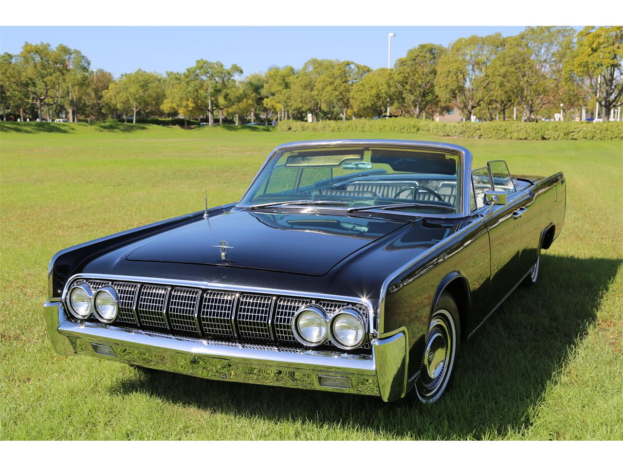 1964 Lincoln Continental For Sale Classiccars Com Cc 732917