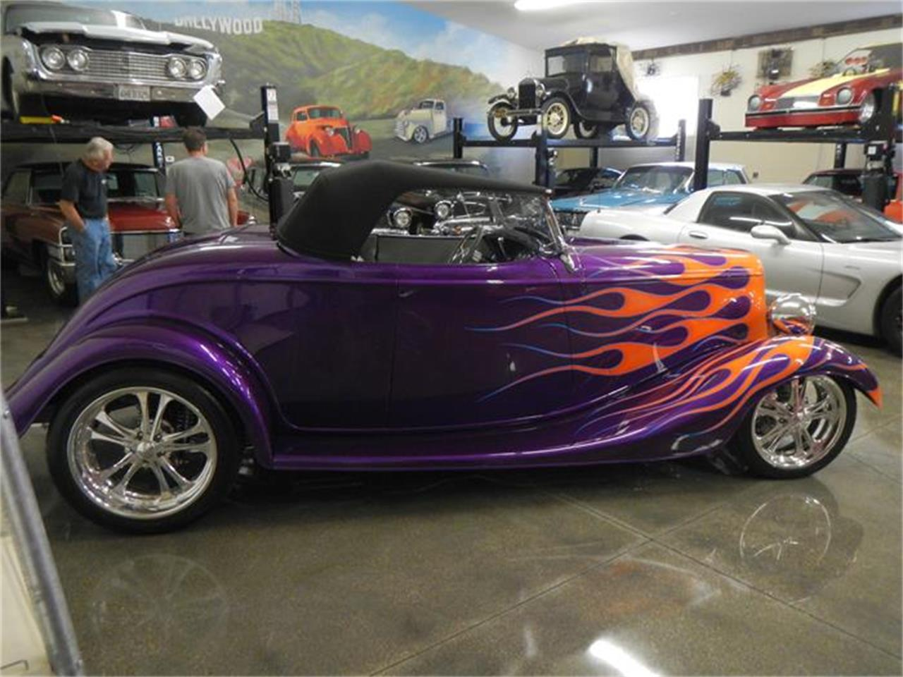 Large Picture of '34 Ford Street Rod located in California - $68,900.00 Offered by California Cadillac And Collectibles - FPMF