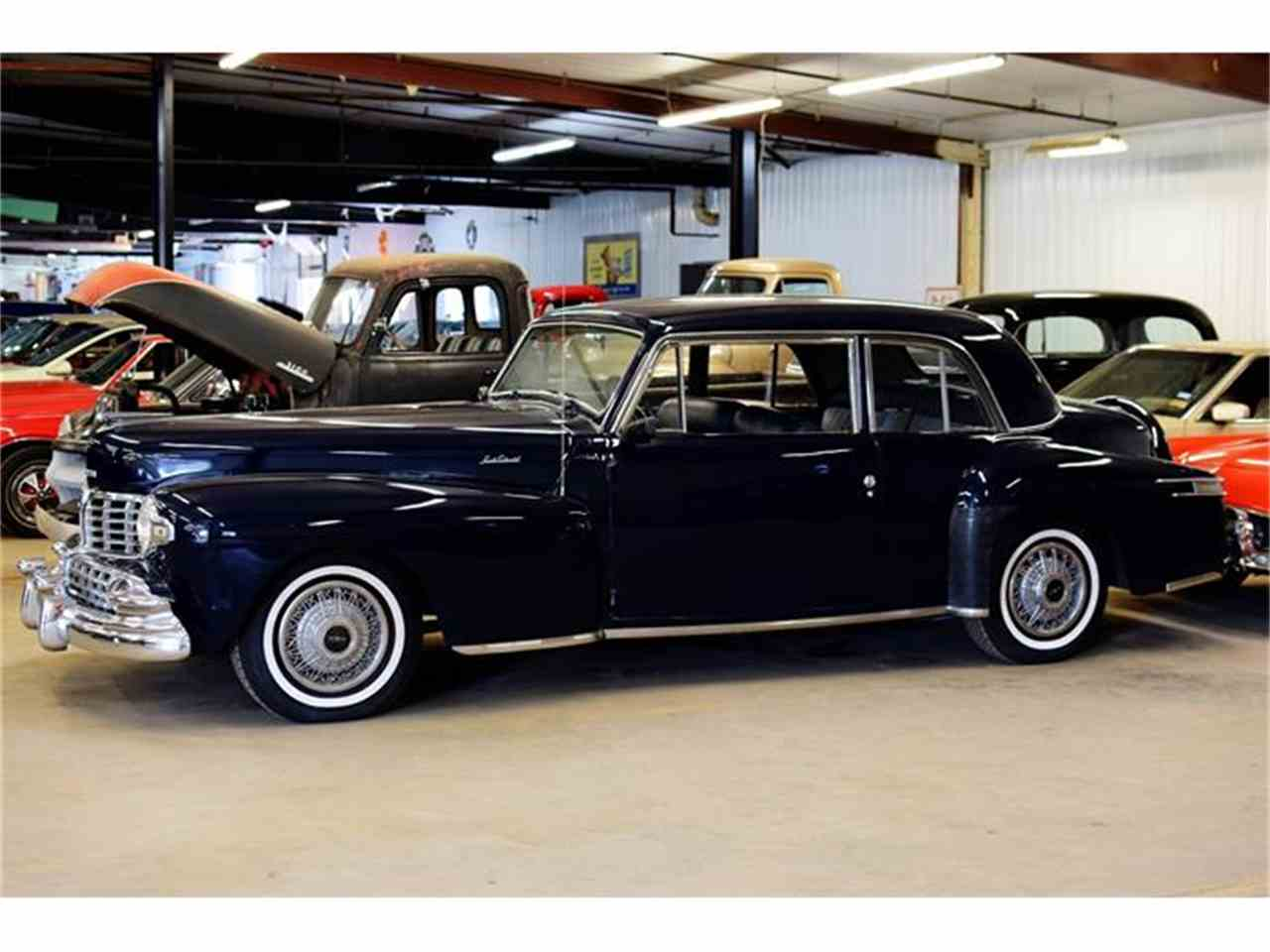 Large Picture of '48 Continental - FNIO