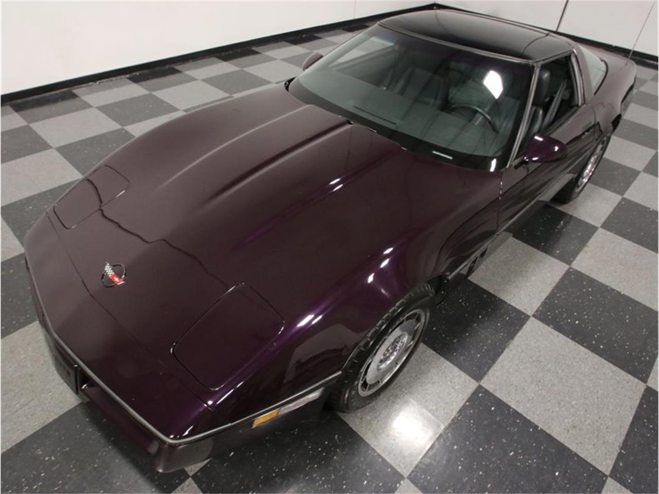 Large Picture of 1985 Chevrolet Corvette - FPQQ