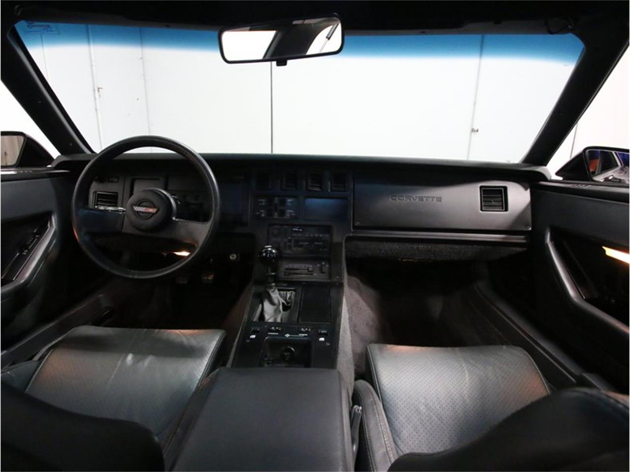 Large Picture of '85 Chevrolet Corvette Offered by Streetside Classics - Atlanta - FPQQ