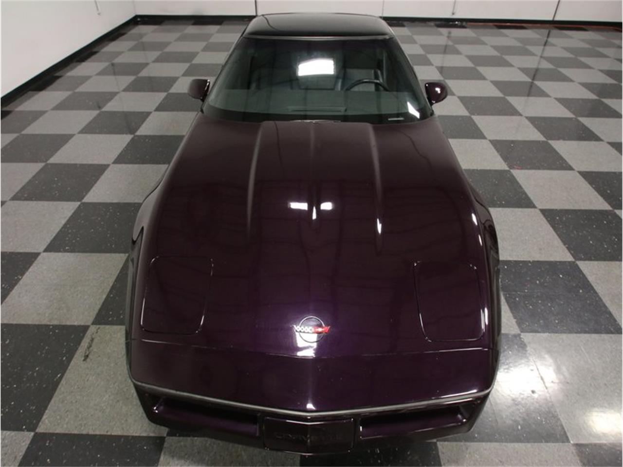 Large Picture of '85 Corvette - FPQQ