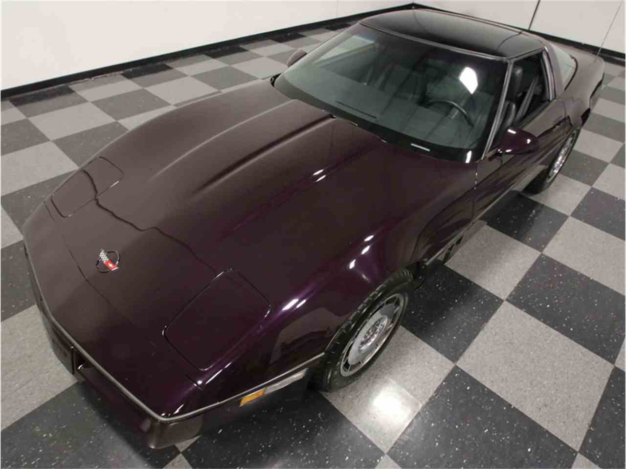 Large Picture of '85 Corvette - FPQQ