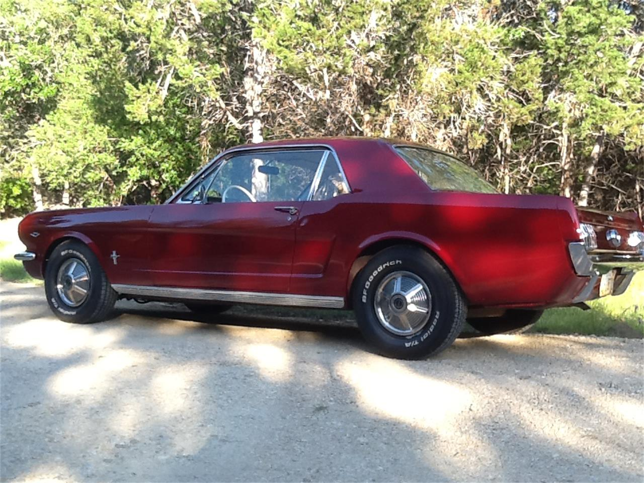 Large Picture of '64 Mustang - FNIT