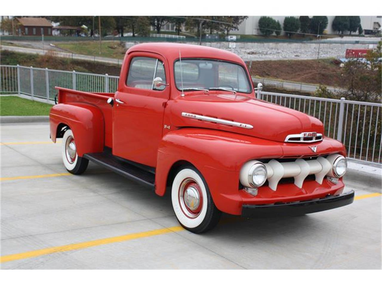 Large picture of 51 ford f1 located in branson missouri 47500 00 fpwe
