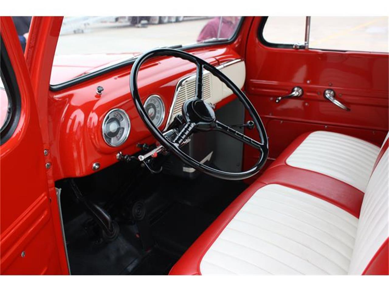 Large Picture of Classic 1951 Ford F1 located in Branson Missouri Offered by Branson Auto & Farm Museum - FPWE