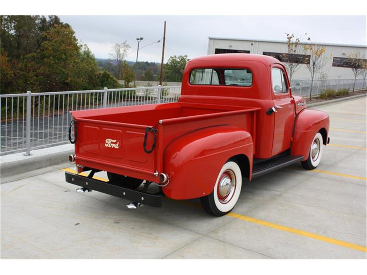 Large Picture of Classic 1951 Ford F1 located in Missouri - FPWE