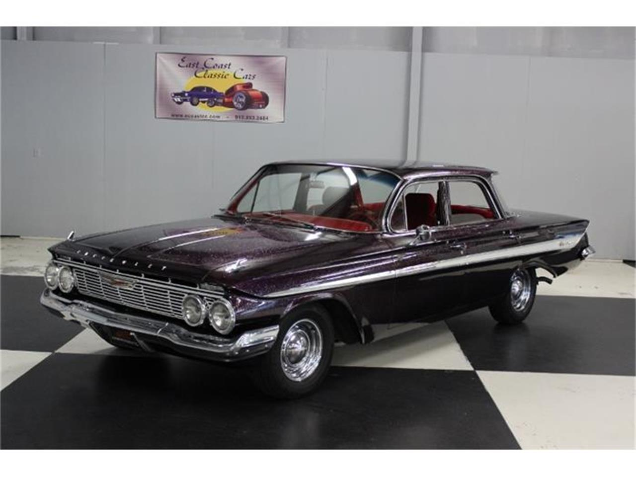 Large Picture of Classic 1961 Impala - FPXW