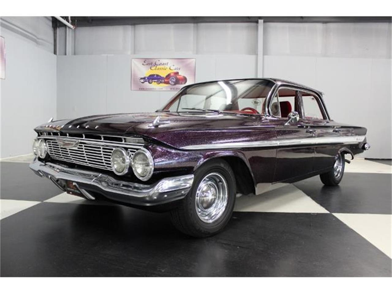 Large Picture of '61 Chevrolet Impala located in North Carolina - $12,000.00 Offered by East Coast Classic Cars - FPXW