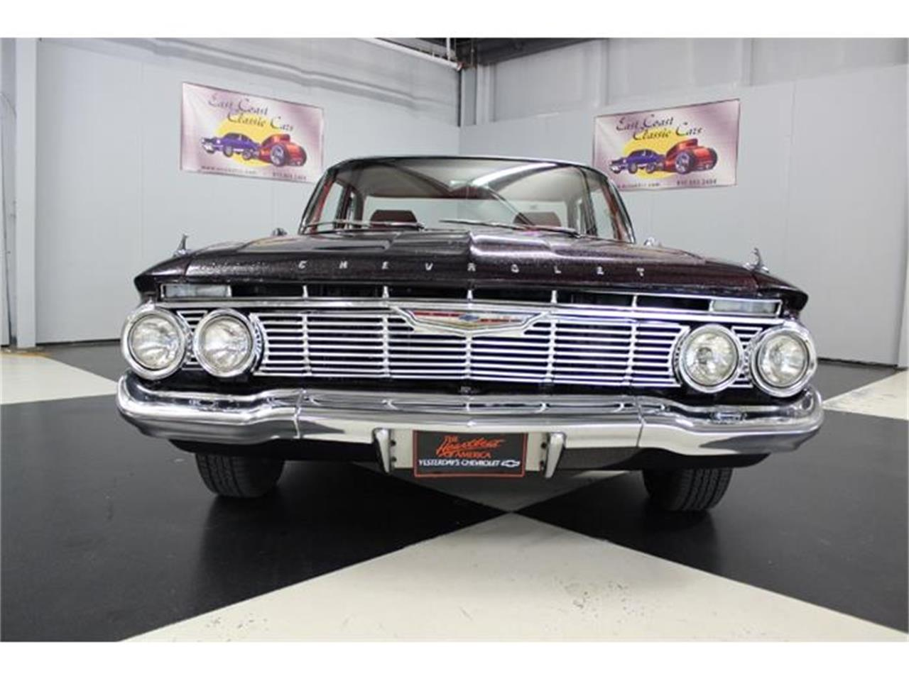Large Picture of Classic 1961 Chevrolet Impala located in North Carolina - $12,000.00 Offered by East Coast Classic Cars - FPXW