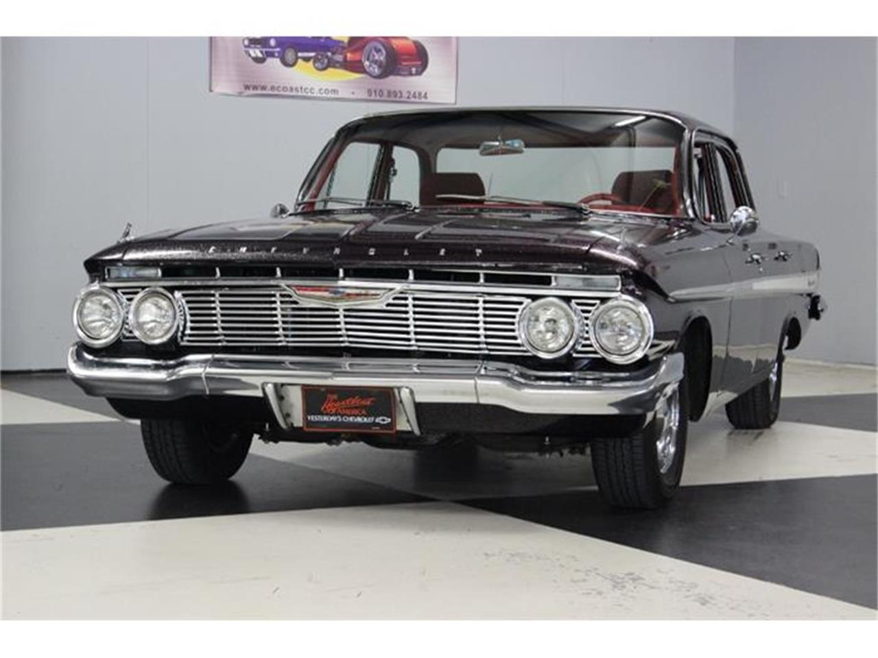 Large Picture of Classic 1961 Chevrolet Impala located in North Carolina Offered by East Coast Classic Cars - FPXW