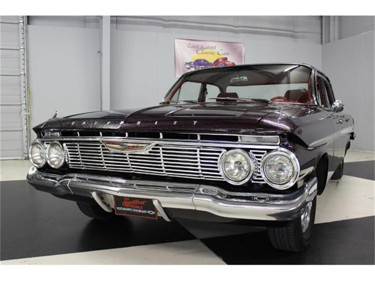 Large Picture of Classic '61 Chevrolet Impala located in North Carolina - $12,000.00 - FPXW