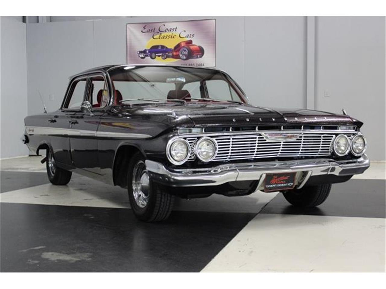 Large Picture of Classic 1961 Chevrolet Impala - $12,000.00 Offered by East Coast Classic Cars - FPXW