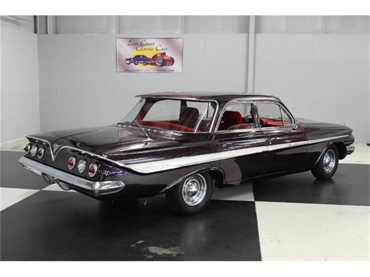 Large Picture of Classic 1961 Chevrolet Impala located in North Carolina - FPXW