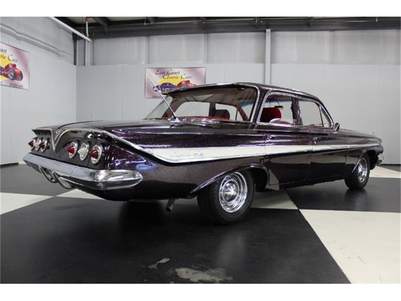 Large Picture of Classic 1961 Impala located in North Carolina Offered by East Coast Classic Cars - FPXW
