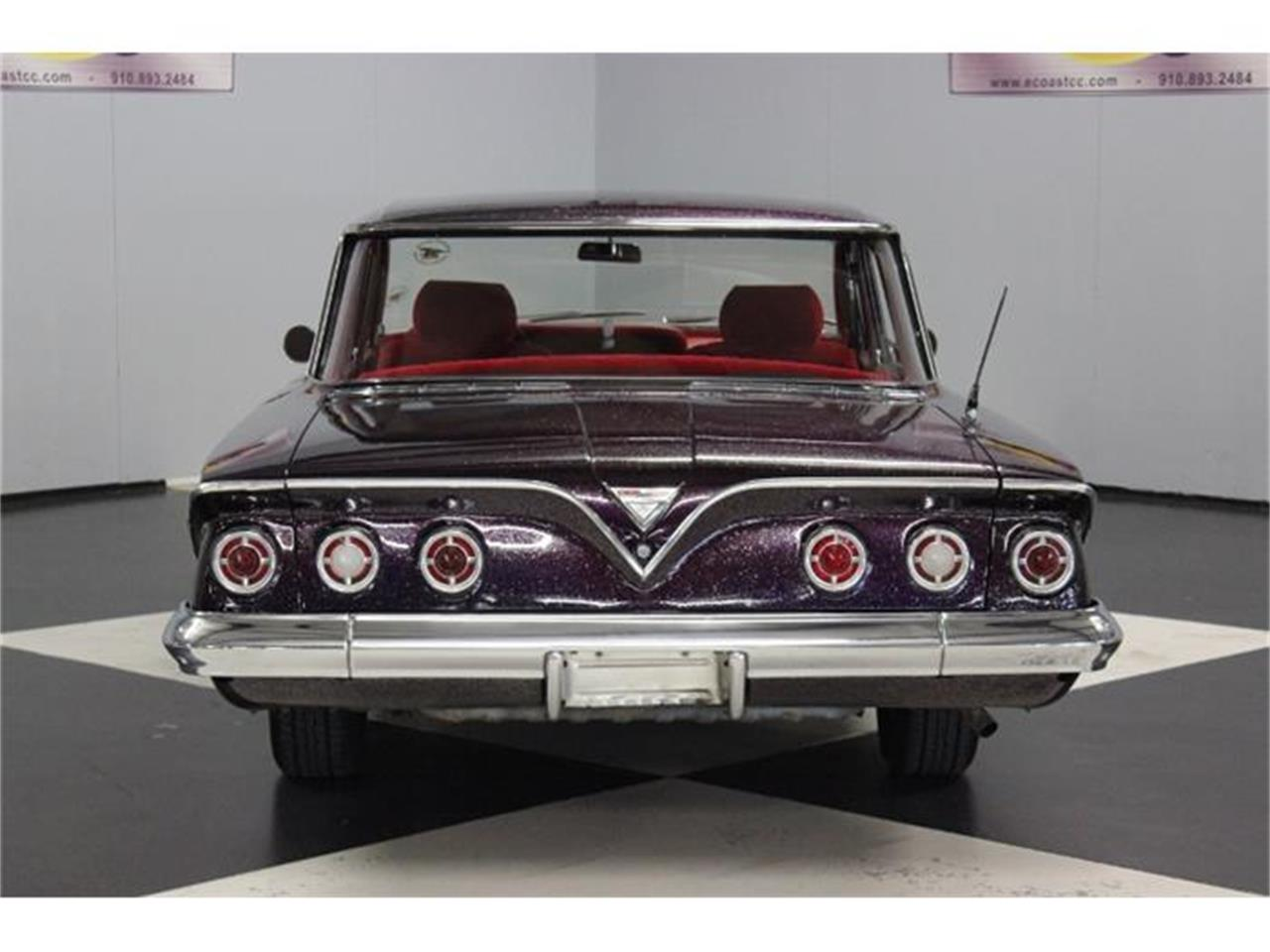 Large Picture of 1961 Chevrolet Impala located in North Carolina - $12,000.00 Offered by East Coast Classic Cars - FPXW