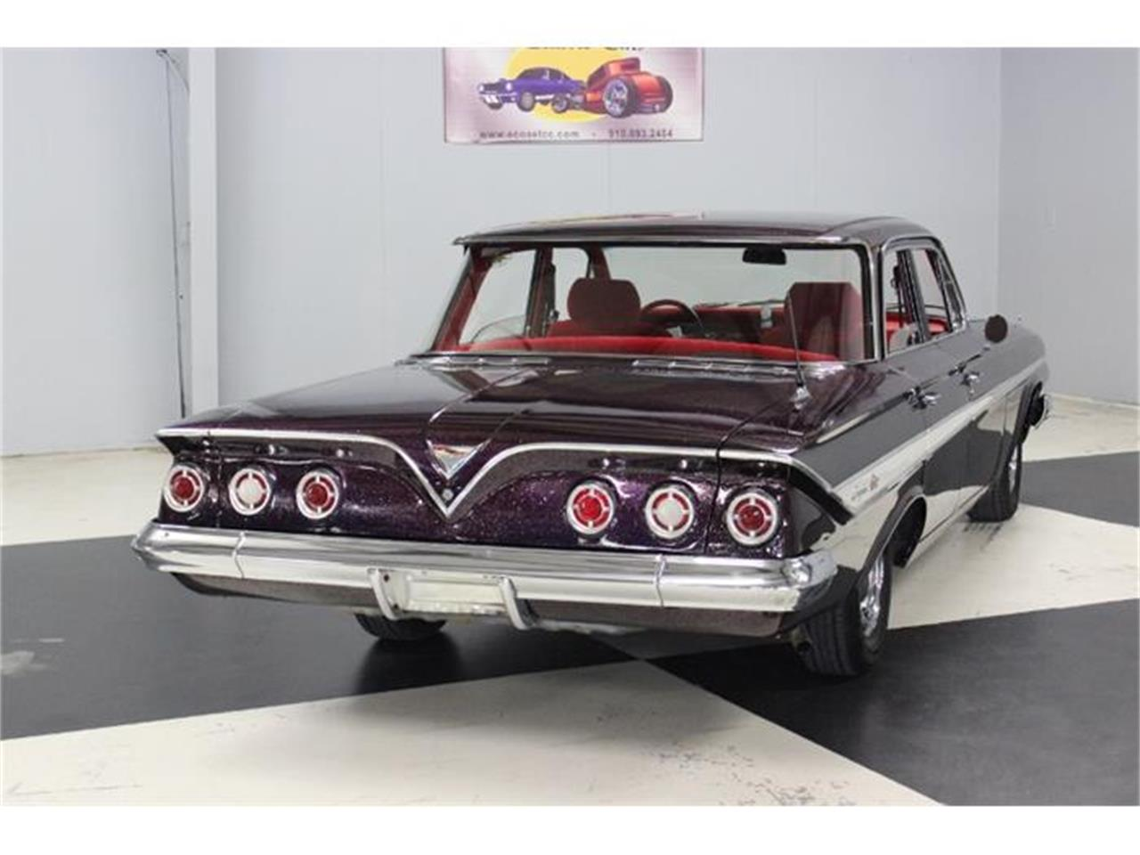 Large Picture of Classic '61 Chevrolet Impala located in North Carolina Offered by East Coast Classic Cars - FPXW