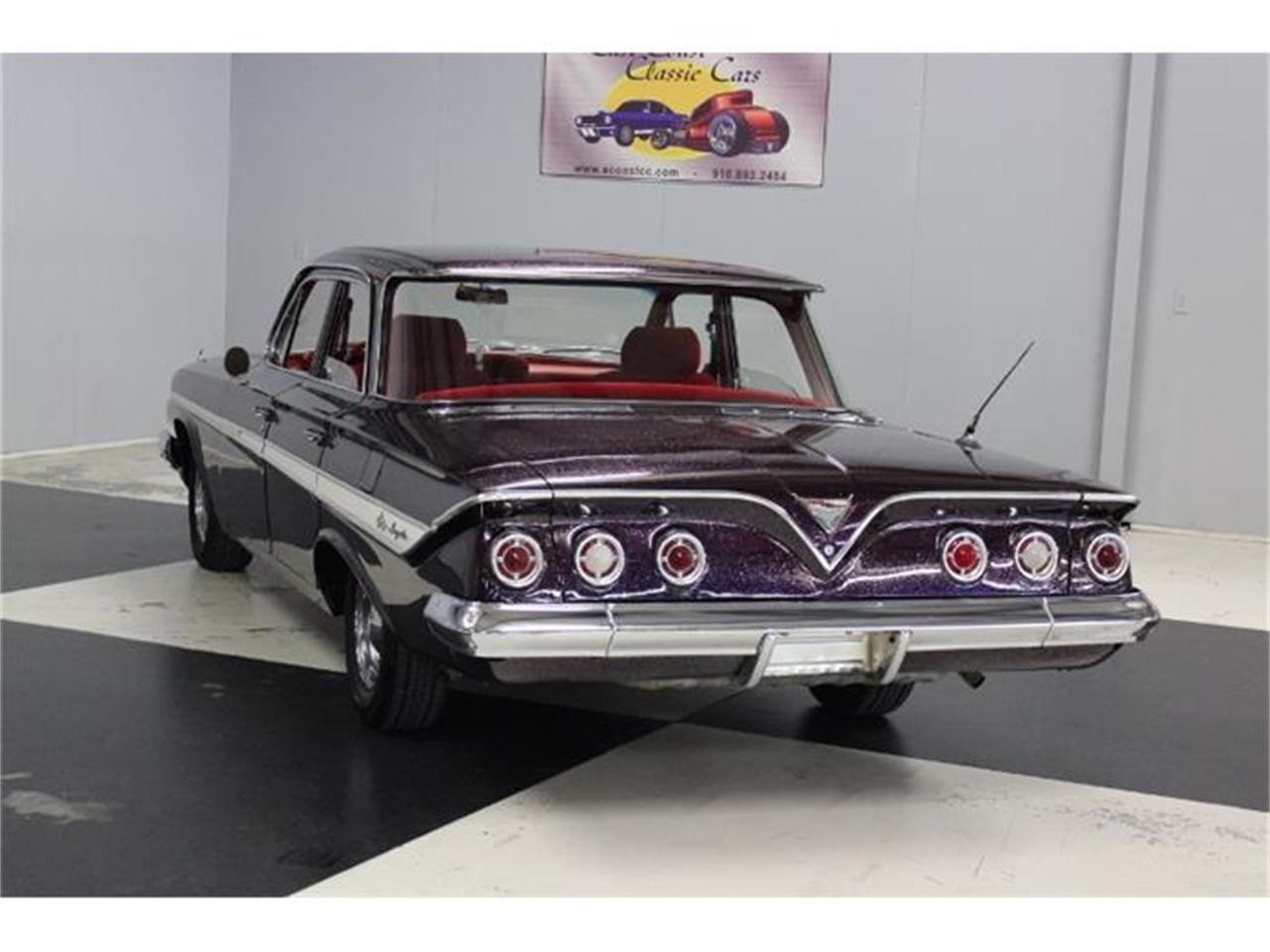 Large Picture of '61 Chevrolet Impala - FPXW