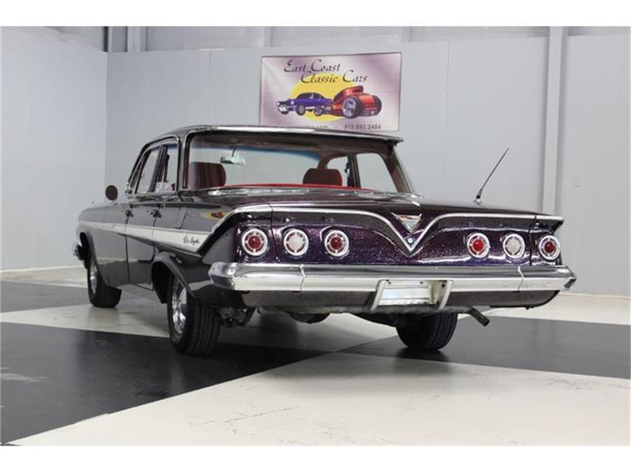 Large Picture of '61 Impala located in Lillington North Carolina - $12,000.00 - FPXW