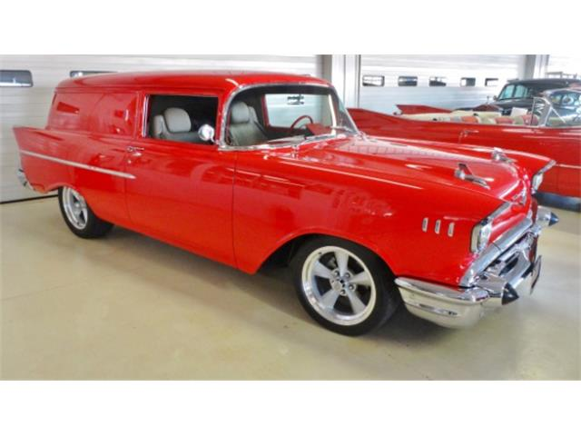 Picture of '57 Chevrolet Sedan Delivery located in Ohio - $69,995.00 Offered by  - FQ0S