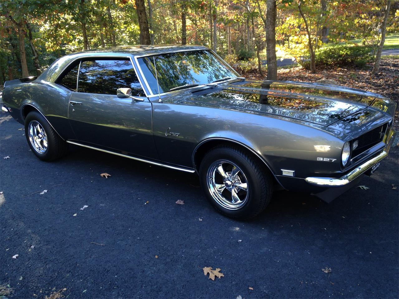 Large Picture of '68 Chevrolet Camaro Offered by a Private Seller - FQ90