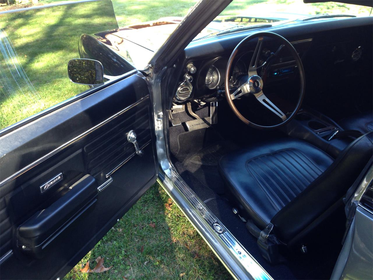 Large Picture of 1968 Camaro located in Scottsville Virginia - $35,000.00 Offered by a Private Seller - FQ90