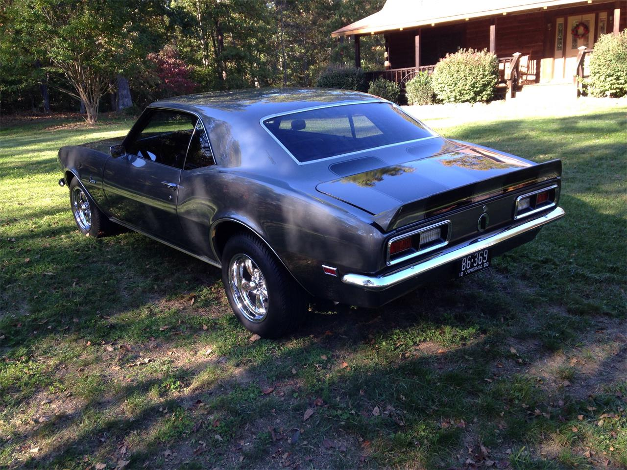 Large Picture of Classic 1968 Camaro located in Virginia Offered by a Private Seller - FQ90