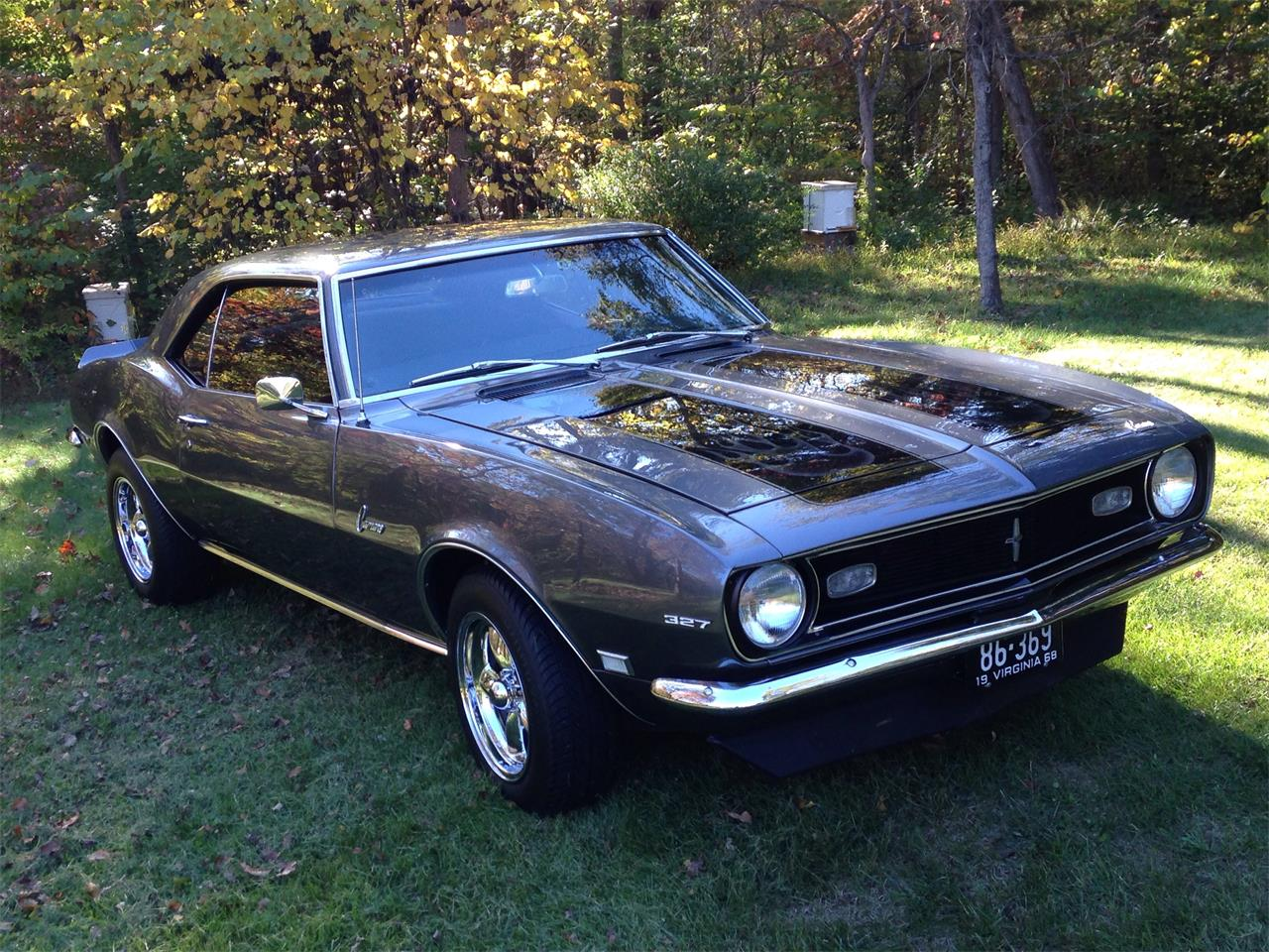 Large Picture of '68 Camaro - $35,000.00 Offered by a Private Seller - FQ90