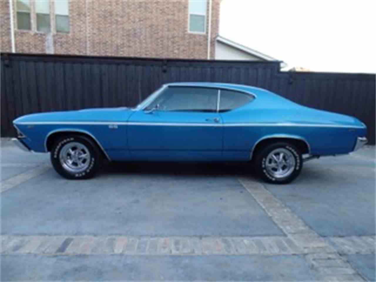 Large Picture of '69 Chevelle Malibu SS - FQ91