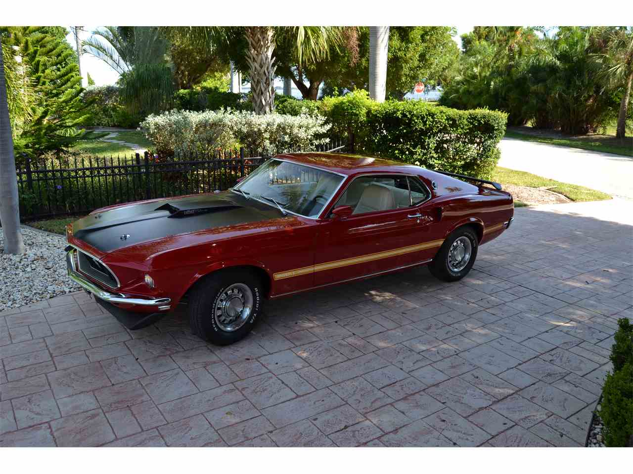 Large Picture of '69 Mustang Mach 1 - FQAH