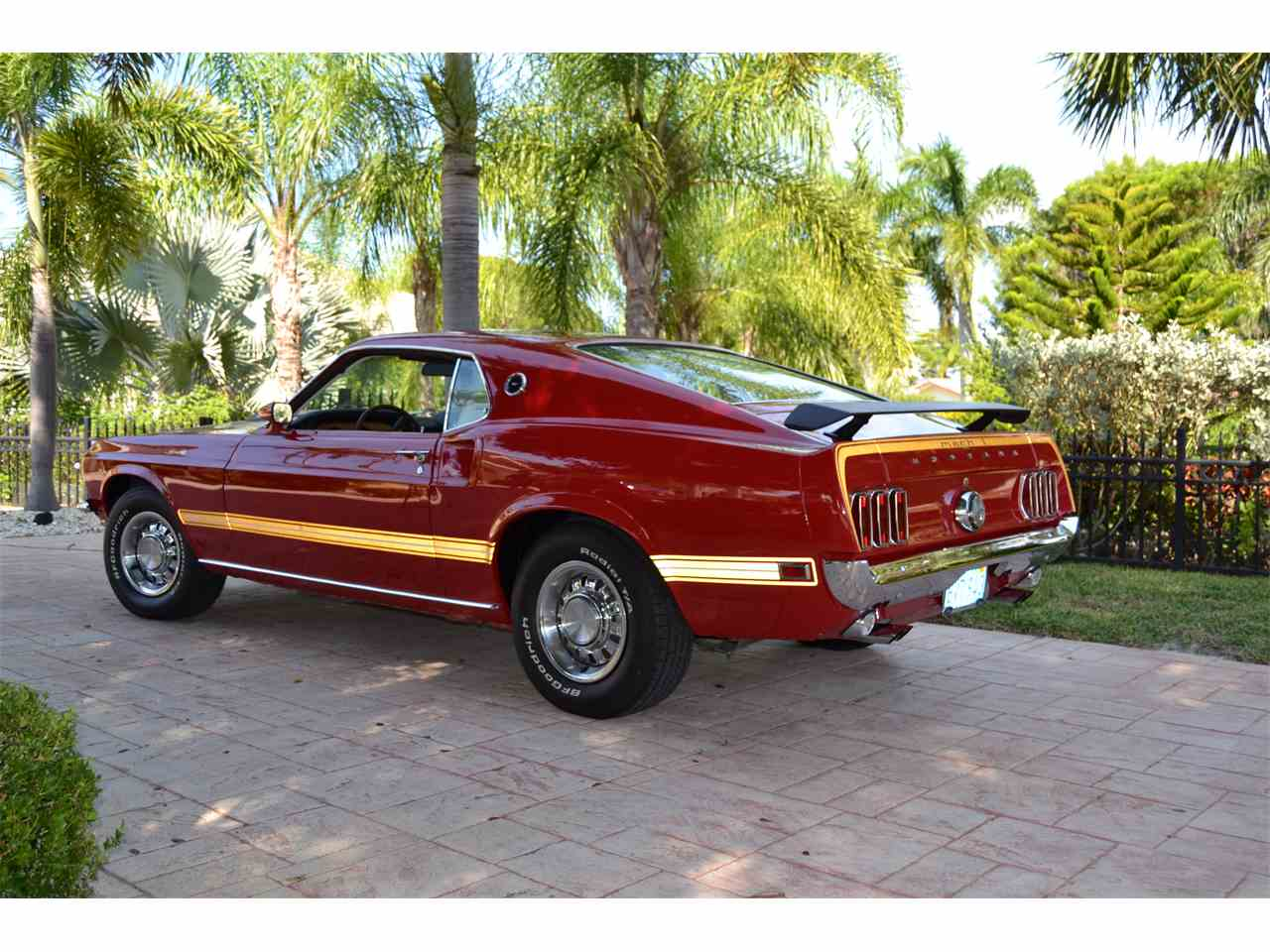Large Picture of 1969 Ford Mustang Mach 1 - $68,500.00 - FQAH