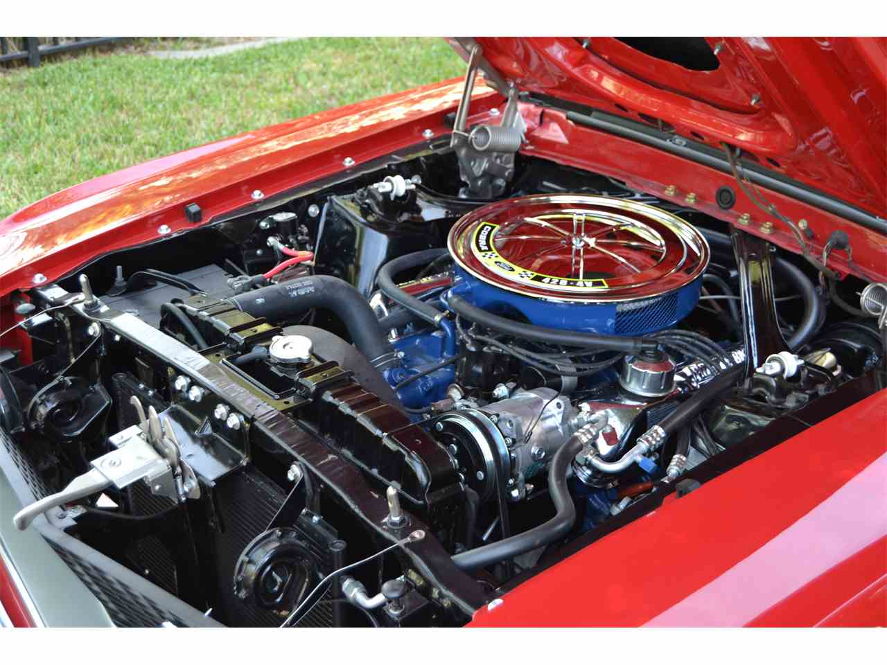 Large Picture of Classic 1969 Mustang Mach 1 located in Punta Gorda Florida - $68,500.00 Offered by a Private Seller - FQAH